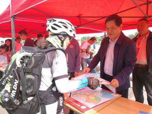 黑龙江省测绘法宣传日暨国家版图意识宣传周活动大幕开启