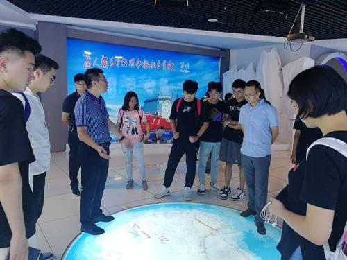 黑龙江省地市联动推进版图教育进校园、进社区