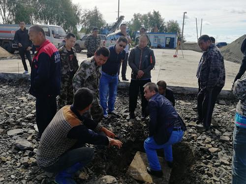驱车千里 标志保护以人为本 黑龙江测绘地理信息局为民解难题