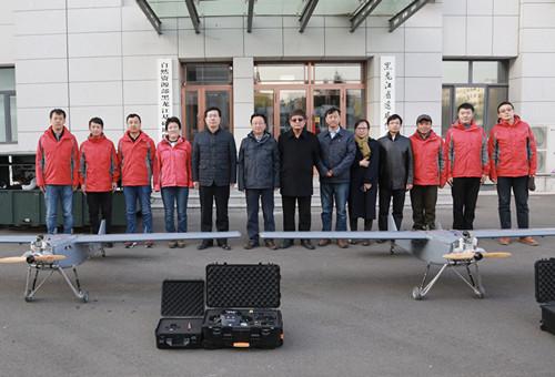 黑龙江测绘地理信息局地理信息应急监测车完成升级